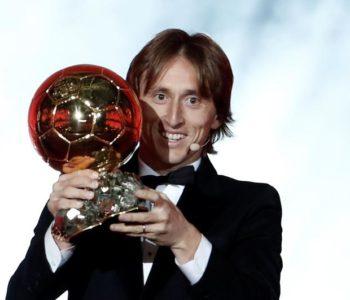 Ma neka pati koga smeta, Luka Modrić je najbolji igrač svijeta!