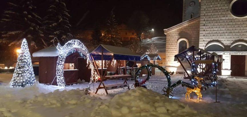 Odgođen početak Božićnog sajma za sutra u 12 sati