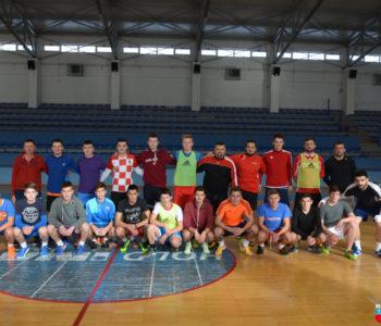 """Foto/video: Nogometaši HNK """"Rama"""" pripremaju se za drugi dio sezone"""
