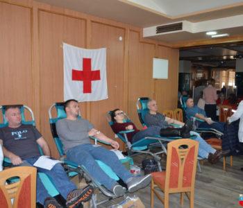 Najava: Izvanredna akcija darivanja krvi 19.2.2019.