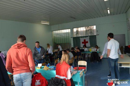 Najava: Akcija darivnja krvi 31.01.2019. godine