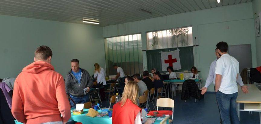 Najava: Akcija dragovoljnog darivanja krvi 20.02.2020.