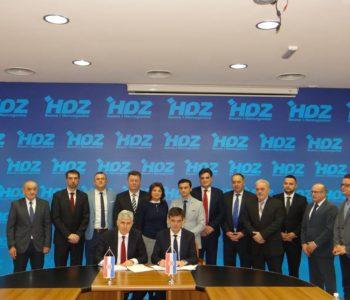 SINDROM LJUBIĆ 'Devedesetka' potpisala sporazum o suradnji s HDZ-om BiH
