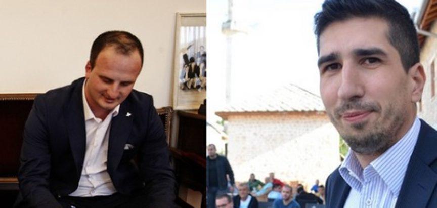 NISU ZABORAVLJENI Salmir Kaplan i Luka Raguž i dalje dobivaju poticaje iz Sarajeva
