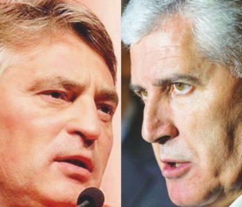 Hoće li Čović i Komšić zajedno formirati vlast?