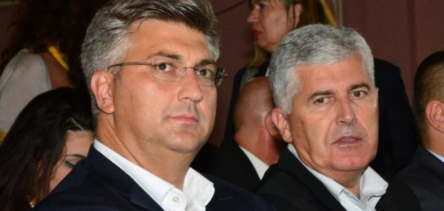 ODJECI HNS-a: Sarajevske stranke žestoko 'udarile'. Zašto nije došao Plenković?