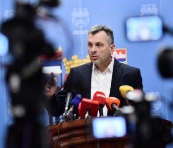 Radojičić: Organizatore prosvjeda čekaju milijunske tužbe