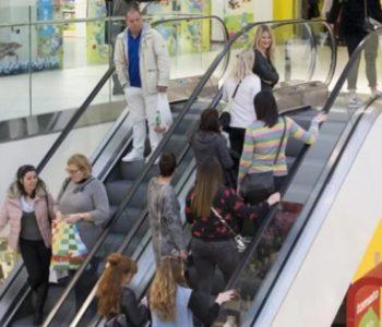 Hercegovke otišle u Split, pa krale robu u tržnom centru