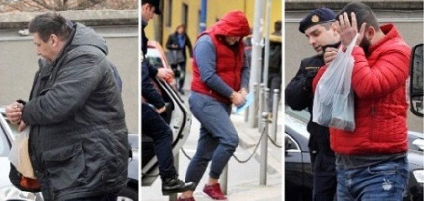 Zaštitari iz Sarajeva uhapšeni u Hrvatskoj zbog krijumčarenja migranata