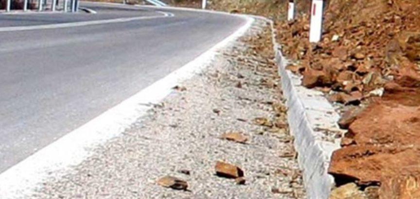 Odroni na dionici Jablanica-Mostar, obustavljen promet na cesti Prozor-Mokronoge