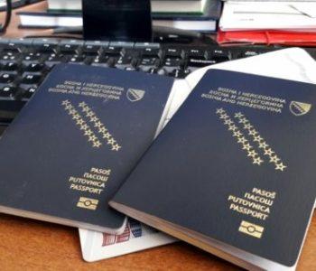 BiH zaradila 1,4 milijuna KM od odricanja državljanstva
