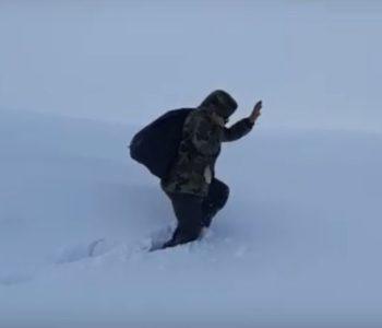 Kako se u planini snalazi duvanjski stočar Ilija Smiljanić?
