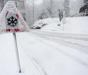 Upozorenje: Stižu nove snježne padaline!