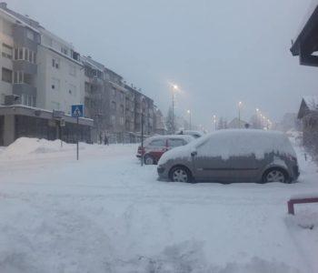 Zbog novog snijega, u ramskim osnovnim školama skraćeni sati