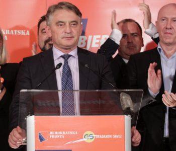 Josip Mlakić: Iza Komšića su samo osobni interesi primitivaca