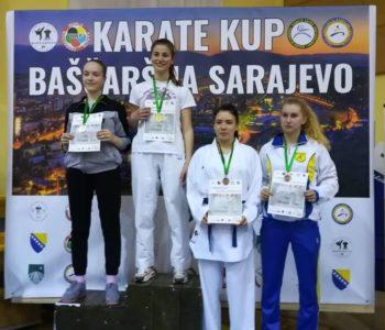 KK Empi : Monika Rajić zlatna u Sarajevu
