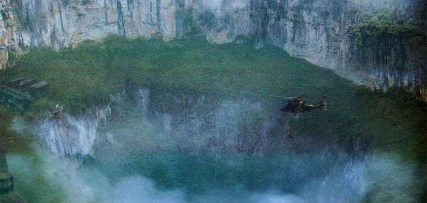 Najveća rupa na svijetu i dalje misterij
