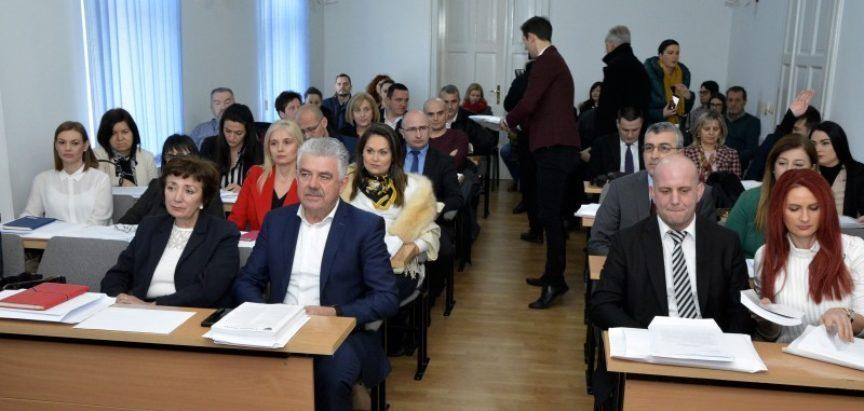 Skupština HNŽ-a izabrala izaslanike za Dom naroda Parlamenta Federacije BiH
