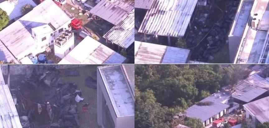 Deset mladih nogometaša poginulo u požaru u Brazilu
