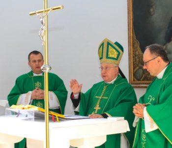 Apostolski nuncij posjetio župu Jablanica