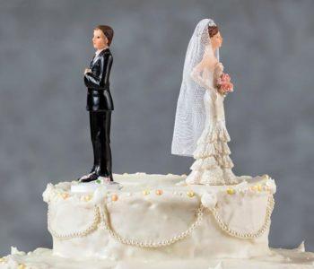 Tražila rastavu nakon tri minute braka