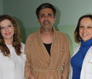 Nevjerojatna priča iz mostarske bolnice: Prohodao nakon 16 godina liječenja