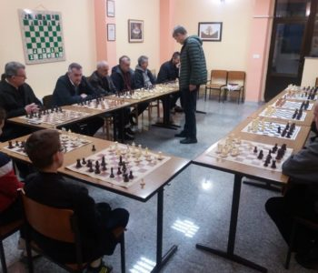Šahovski klub Rama : Simultanka Milana Draška