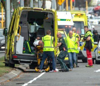 Krvavi pohod australijskog ekstremiste