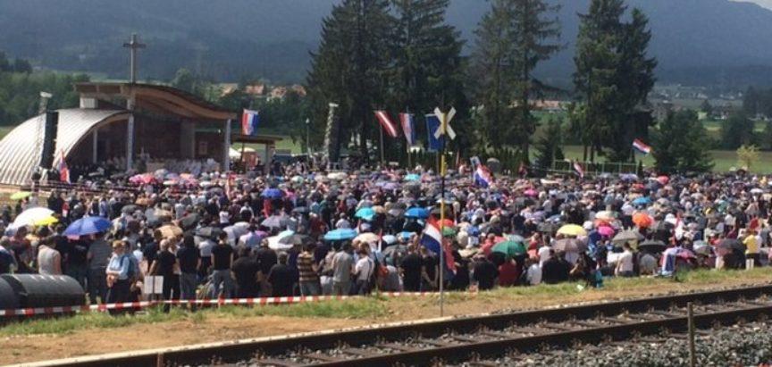 Koruška katolička crkva zabranila misu u Bleiburgu
