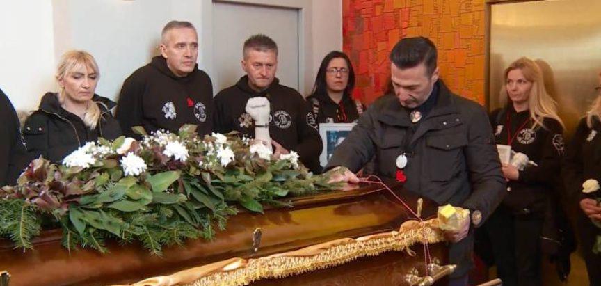David Dragičević sahranjen u Austriji