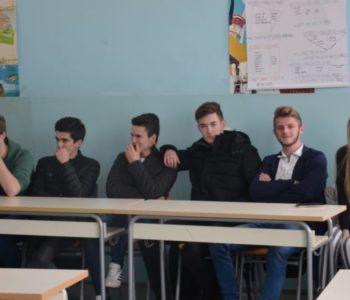 """Srednja škola Prozor: Održan kviz """"Koliko poznajemo Bosnu i Hercegovinu?!"""""""