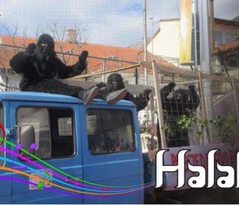 "Novi hit na internetu: Ljubuški karneval i pjesma ""Halal je"""