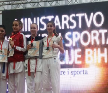 Nova seniorska medalja Monike Rajič