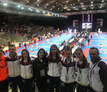 Karate: Jeličić i Tadić uspješno nastupile u Salzburgu