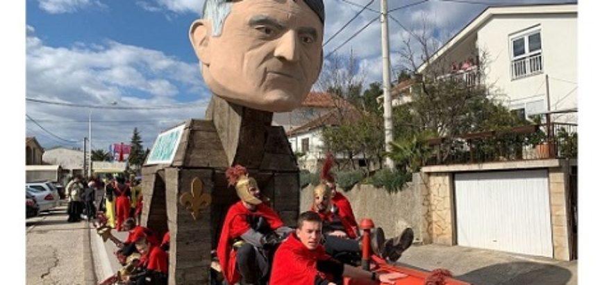 Karneval u Čapljini: Još je dobro prošao Komšić kako je prošla Merkel u Njemačkoj