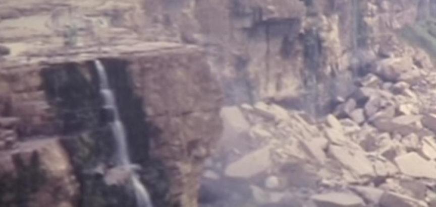 Prije 170 godina: Nijagarini vodopadi su potpuno stali