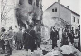 Drugi svjetski rat: Spora uspostava nove vlasti