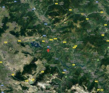 Manji potres u Rami