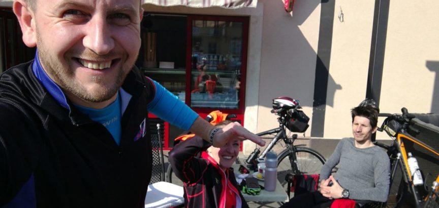 Darijo Juričević, predsjednik Biciklističkog kluba Rama-Zagreb: Biciklizam me čini sretnim!