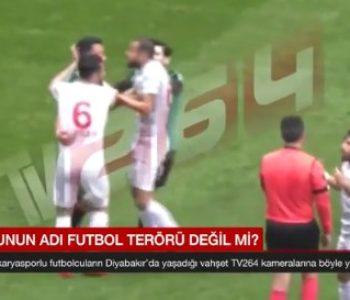 Turski nogometaš britvom rezao protivničke igrače