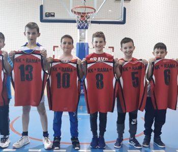 HKK Rama: Dobrodošlica najmlađim košarkašima