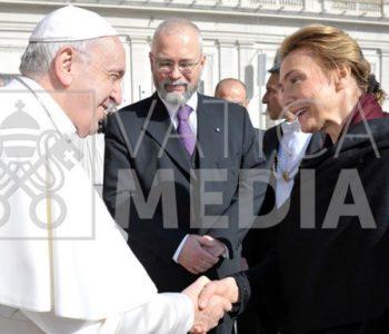 Hrvatska ministrica s papom Franjom razgovarala o Hrvatima u BiH