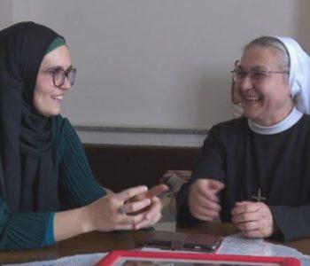 Časna sestra i učiteljica islama ujedinile katolike i muslimane u Livnu