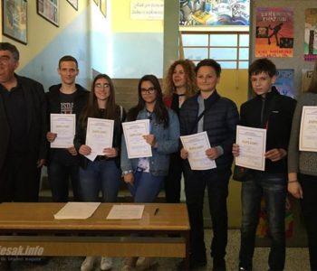 U Mostaru održano matematičko natjecanje za učenike osmih i devetih razreda u HNŽ-u