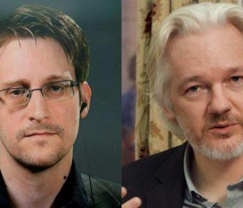 AMERIKANCI ZATRAŽILI IZRUČENJE ASSANGEA: Oglasio se i Snowden iz Rusije