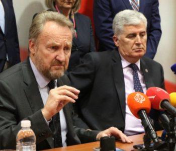 Sastanak Čovića i Izetbegovića: Zadovljni? Zašto  ne bi bili, kada su već dvadeset godina u vlasti
