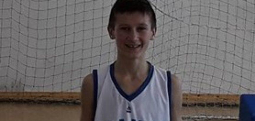 Boris Petrović, kadet HKK Rama, dobio poziv za reprezentaciju Hrvatske