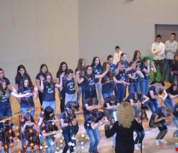Foto: Obilježen Dan škole OŠ Marka Marulića Prozor