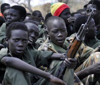 U Nigeriji djeca se koriste kao vojnici