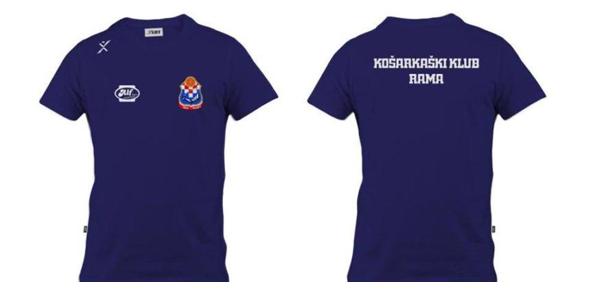 Alf market košarkašima poklonio majice